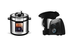 ¿Olla programable o robot de cocina?