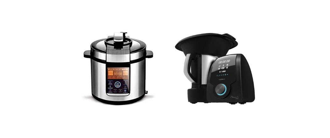 olla programable o robot de cocina