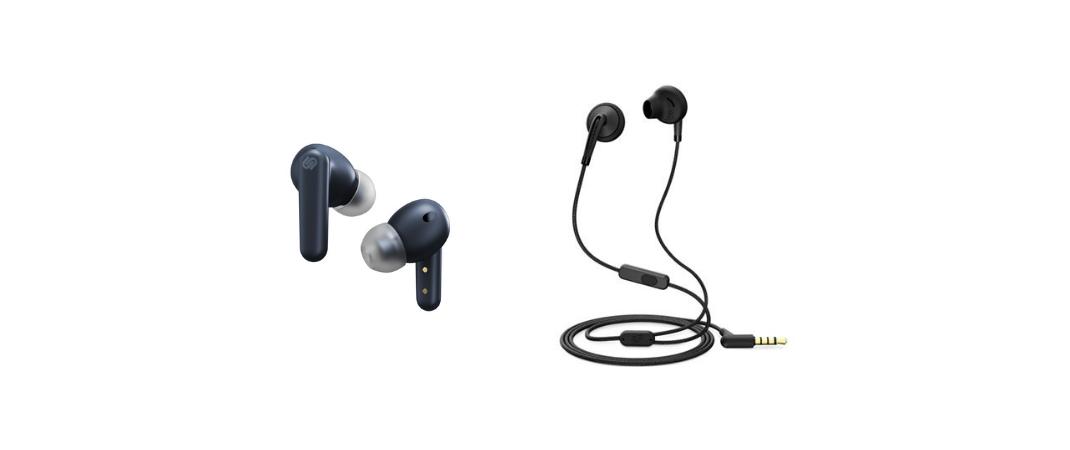 auriculares inalambricos o con cable