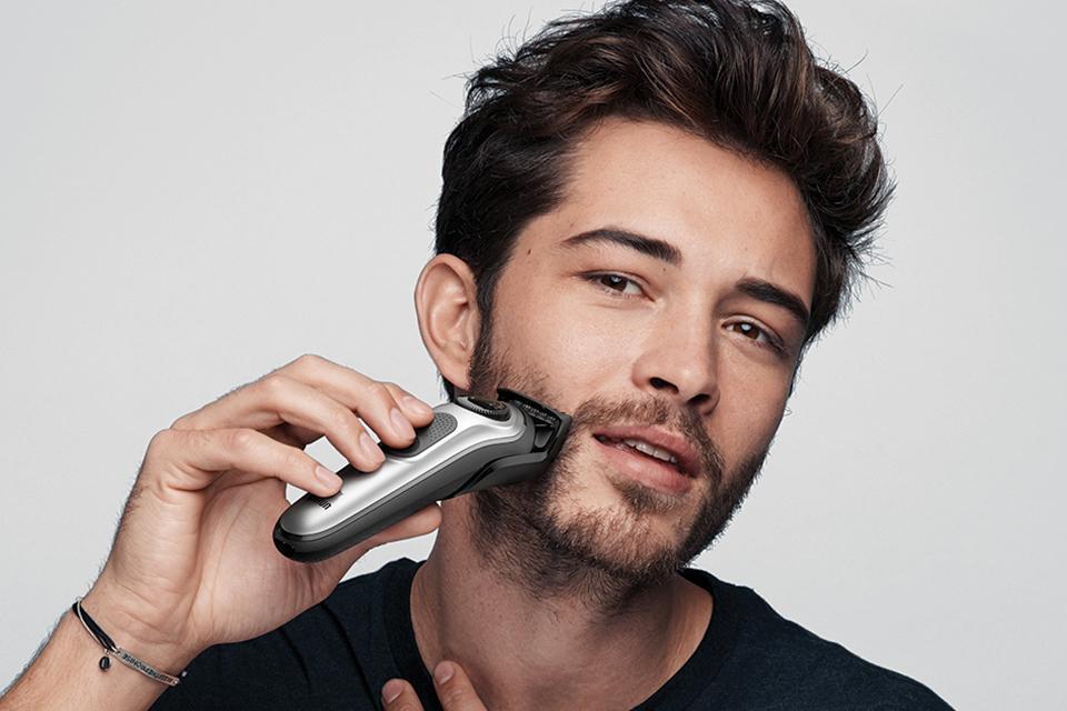 mejor afeitadora braun