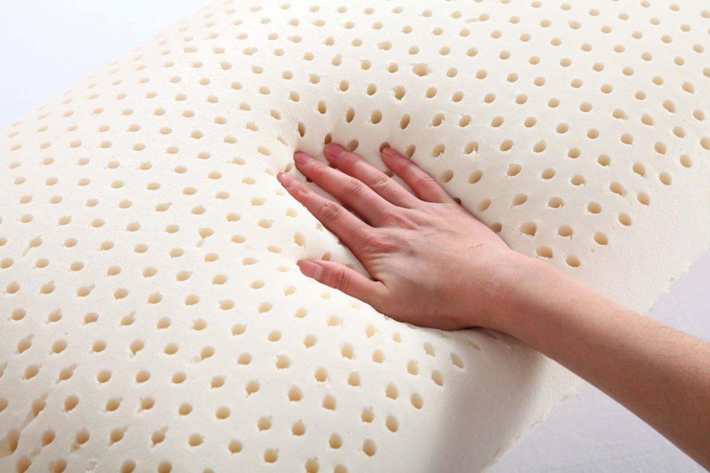 mejor almohada de latex