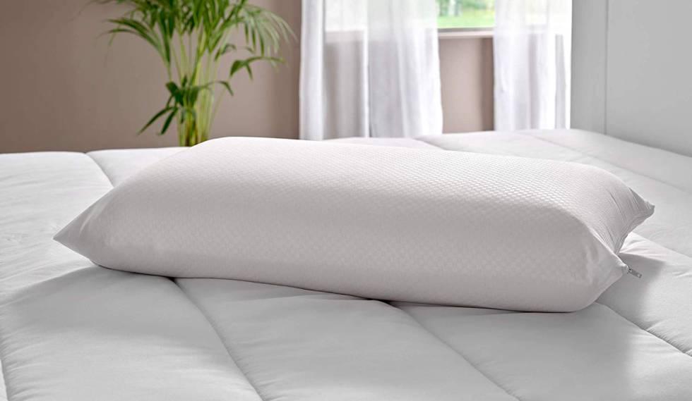 mejor almohada viscoelastica
