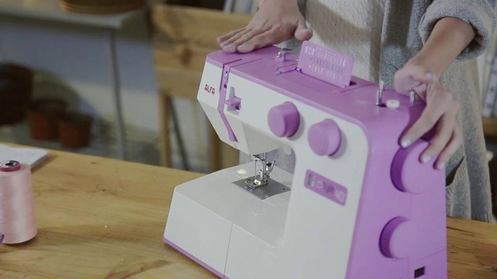 mejor maquina de coser alfa
