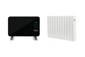 ¿Panel radiante o emisor térmico?