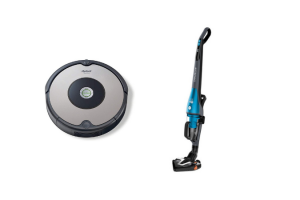 ¿Robot aspirador o aspirador escoba?