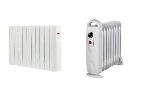 ¿Emisor térmico o radiador de aceite?