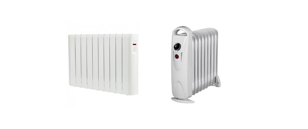 Emisor termico o radiador de aceite
