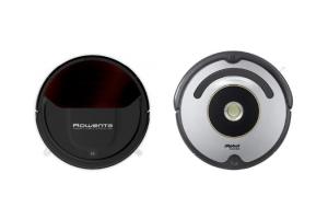 ¿Robot aspirador Rowenta o Roomba?