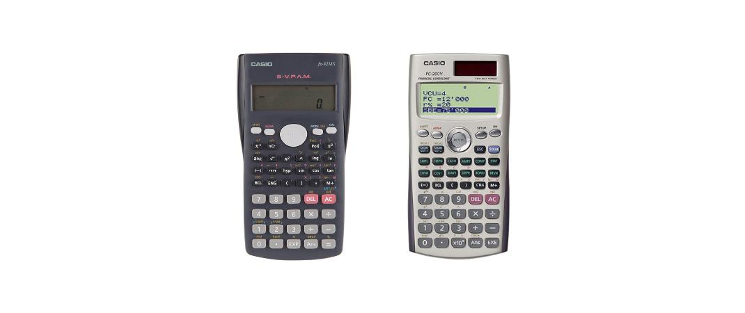 calculadora cientifica o financiera