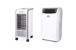 ¿Climatizador o aire acondicionado portátil?