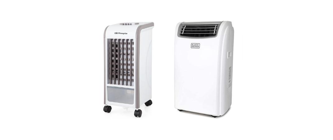 climatizador o aire acondicionado