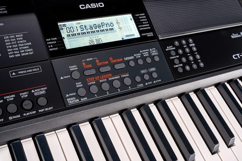 mejores teclados casio