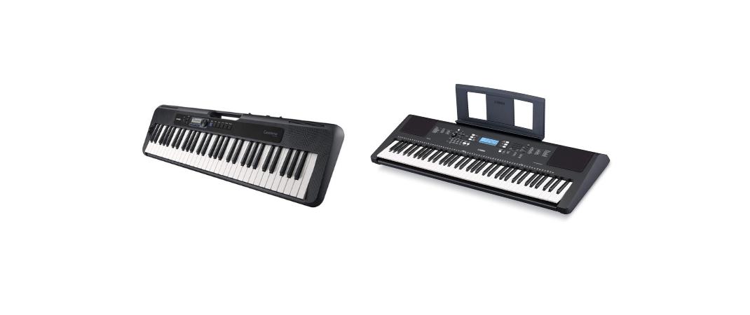 teclado casio o yamaha