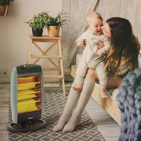 mejor estufa electrica